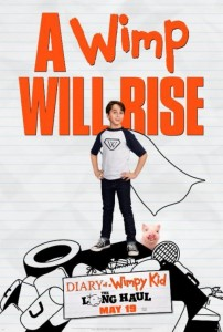 DIARY OF A WIMPY KID:  THE LONG HAUL