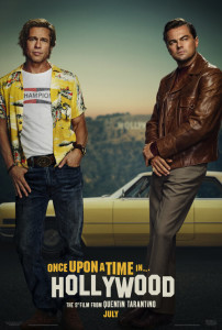 ONCE UPON TIME IN HOLLYWOOD